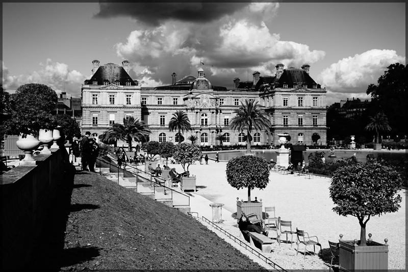 Le Jardin du Luxembourg