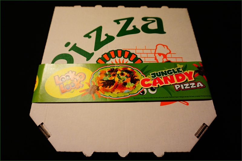 jungle candy pizza