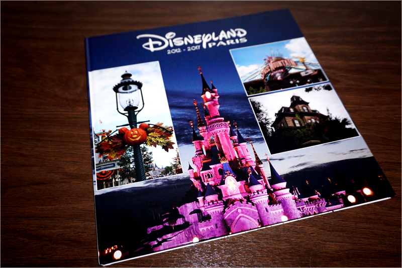 Disneyland Paris Photo Book