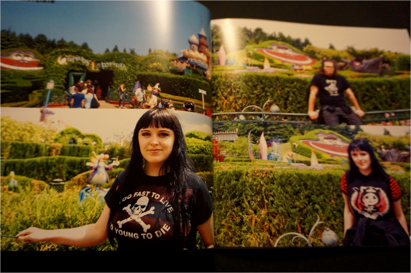 Disneyland Paris Photo Book