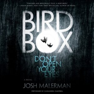 Bird box, horror audio book