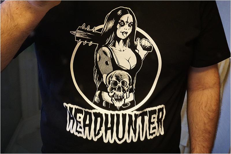 Horror T-shirts