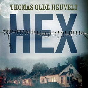 Hex, horror audio book