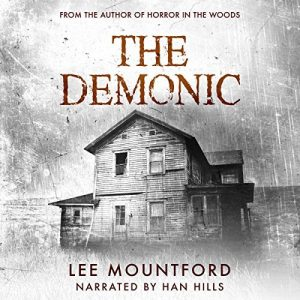 The demonic, horror audio book