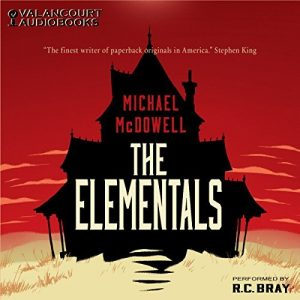The Elementals, horror audio book
