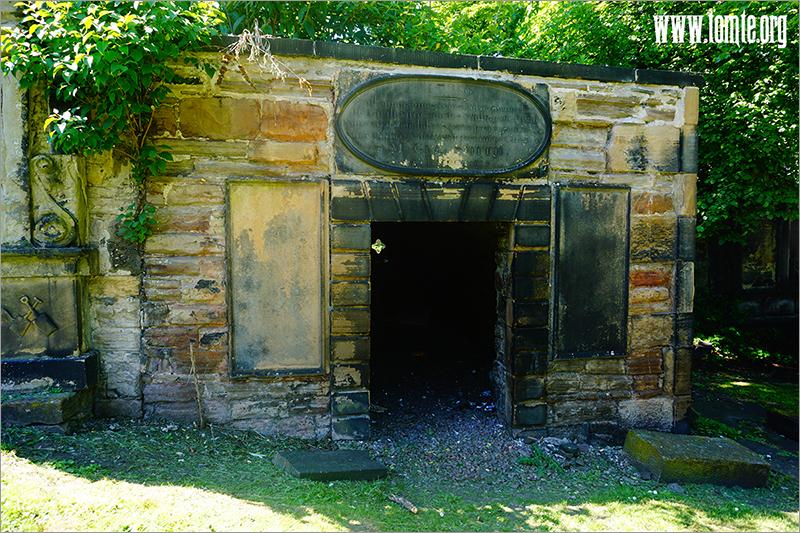 Old Calton Cemetery & Calton Hill