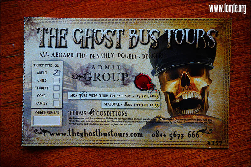 Edinburgh Ghost Bus Tours