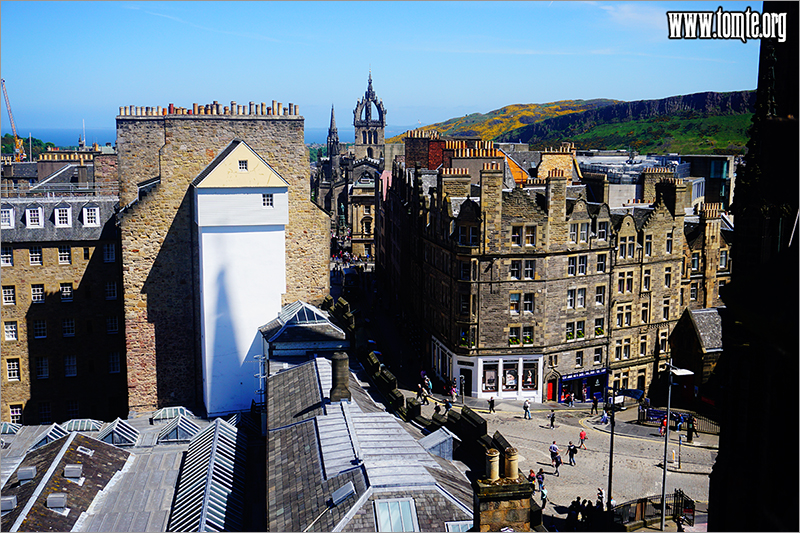 Camera Obscura Edinburgh