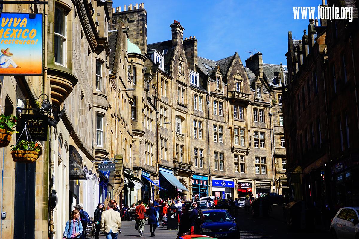Viva street edinburgh